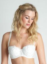 Lepel Bouquet multiway strapless ivory bridal bra 30-38, A-G, womens bras