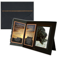 """""""I'm Still Here"""" Poem Pet Loss Sympathy Picture Frame Gift and Memorial Keepsake"""