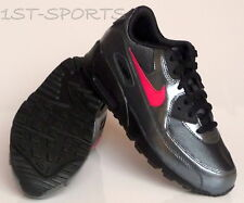 YOUNG GIRLS NIKE AIR MAX 90 TRAINERS, SHOES