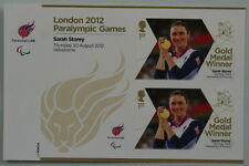 Paralympic Gold Medal Winners mini sheets. Choose from medals 1-30