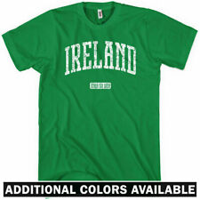 IRELAND T-shirt - Eire Irish Dublin Galway Cork Belfast - NEW XS-4XL