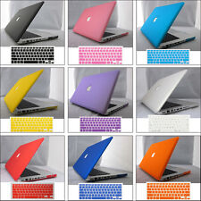 "For MacBook Pro 13"" A1278 Rubberized Laptop Skin Cover Hard Case+Keyboard Cover"