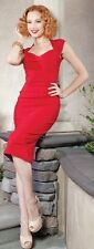 Stop Staring! Love Fitted Red Dress- NWT