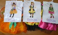 Tod Princess Paradise WITCH costume Size 18 Mo - 2T PUMPKIN CANDY CORN SPIDERINA