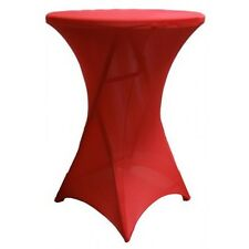 Cocktail Spandex Table Cover