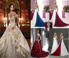 New Wedding Dress/ Bridesmaid/ Gown Stock Size* 6 8 10 12 14 16 18