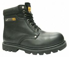 MENS WALKLANDER LEATHER SAFETY BOOTS STEEL TOE CAP TRAINERS HIKING SIZES 6-11UK