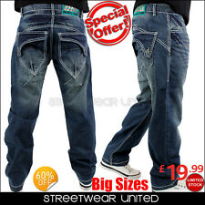 Brooklyn Mint Super Thick Stitch Star Jeans Time Hip Hop is Religion G Money
