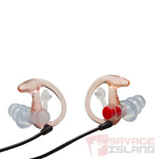 Surefire EARPRO EP4 Sonic Ear Defenders PLUS CLEAR Clay Shooting Hunting Muffs