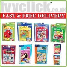 Fisher Price Power Touch Vtech Learning Book Education Reading Cartridge Rare