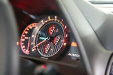 Lexus IS300 Carbon Fiber Dash Cluster Decal Suits IS200 Altezza SXE10 TRD TTE
