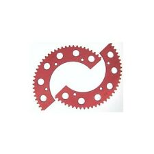 Split Racing Sprocket Aluminum #35 Chain Choose Your Tooth Count 53-80 Teeth