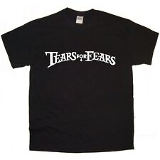 TEARS FOR FEARS new black T-SHIRT sizes S - XXL