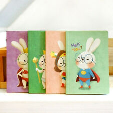Notebook Wannathis Cute Rabbit Illust. notebook