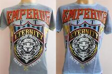 Emperor Eternity Lion Stucco Face Tattoo Men T shirt M L EE35