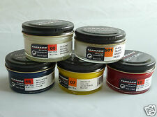 Tarrago Leather Cream/Polish Colour Matched to Tarrago Dyes Numbers 00 to 29
