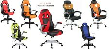 Brand New Design Sporty Computer/Office Chair: Great choice in style and colour