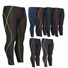 mens womens EMFRAA SKIN tights pants compression base layer gear S~2XL