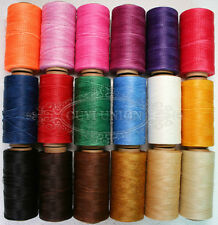 1mm 240Yard Heavy Duty Handwork Tents Leather Sewing Craft Waxed Thread Cord