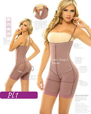 Siluet Colombian Girdle Post Partum - Post Cirugy with Adjustable Straps  Short