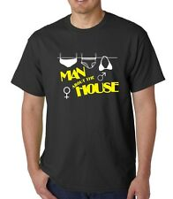 MAN ABOUT THE HOUSE T-SHIRT RETRO