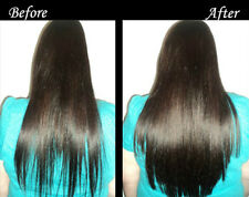 Volumizer -One Piece Clip In Human Hair Extension System - Only 4 Clips
