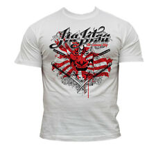 "T-SHIRT MMA BRAZILIAN JIU-JITSU ""THE SAMURAI WAY"" Ideal for: BJJ Training, Gym !"