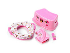 Dora The Explorer Potty Training **** 4 Piece Set or By Seperate **** NEW