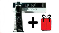 KEUNE TINTA COLOR 2000 HAIR BEIGE & PEARL SHADES PERMANENT 60ml TUBE+ FREE GIFT