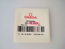 Brand New Genuine Omega Watch Crystal / Glass - 30.6mm - Chrome Or Gold Ring