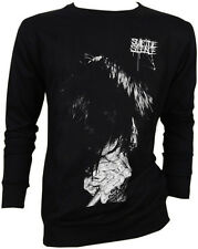 Mitch Lucker Suicide Silence Rock Heavy Metal Adult Retro VTG Sweater Jumper