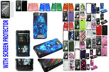 SP+Rhinestone/Holster/Hard Case For Motorola Droid X/X2 II/MILESTONE X/X2 Phone