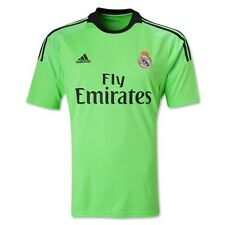 New authentic Real Madrid Goalkeeper Away jersey / shirt 13-14 2014  casillas