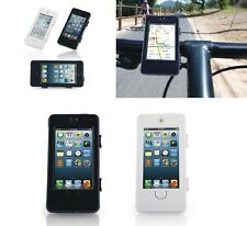 Waterproof Bicycle Bike Stand Holder Mount Cradle Case Cover For Apple iPhone 5S
