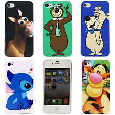 New Lovely Tigger Animals Image Hard Back Case Covers Shell Skin for iPhone 4 4S