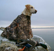 The S.U.G.A.R. Coat - Wind & Waterproof Protection for Hunting Dog / Canine