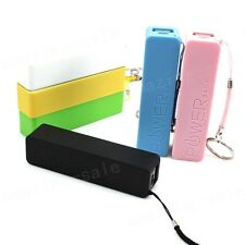 Portable USB Mobile Power Bank Battery Charger for iPhone 4 4S 5 Samsung Phones