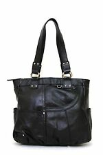 FFANY Genuine Leather Handbag 10075 Medium Fashion Shopping Tote Purse ON SALE