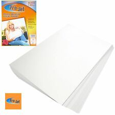 PRO-JET A4 PHOTO PAPER 20 SHEETS 135GSM GLOSS FINISH + MULTI BUY DISCOUNTS
