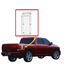 """Magnetic Outdoor Tri Fold Brochure Holder 4""""w x 9""""h Auto Vehicle SUV Van Truck"""
