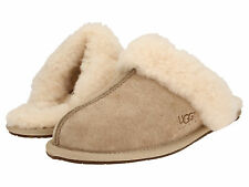 Women UGG Australia Scuffette Slipper 5661 Sand 100% Authentic  Brand New
