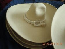 HATS/ SOMBREROS DE MARIACHI  MADE IN MEXICO