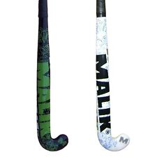 Malik Magnify Outdoor Field Hockey Stick Painted Wood New , With Free Cover