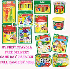 MY FIRST CRAYOLA  12+ MONTHS SELECT FROM FULL RANGE