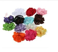 Cute Infant baby Toddler Girl Barefoot Flower Sock Sandals Shoes Toe Blooms