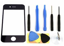 Replacement Front Screen Glass Lens Cover  for iPhone 4S 4 iPhone 5 5G +9 Tools