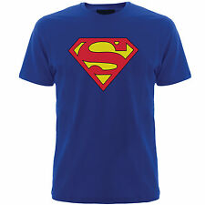 Superman Mens RoundNeck T-shirts at low price