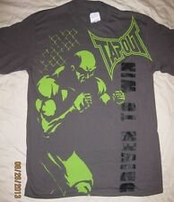 "Tapout DIE HARDER FIGHTER ""Driven to Win"" T-Shirt MMA FIGHT CLUB, THROWDOWN"