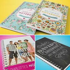 Personalised A4/A5 Notebook Notepad