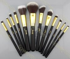 Foundation Blending Brush Blush Kabuki Makeup Tool Set Cosmetics Brushes Jessup